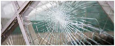 Hadley Smashed Glass